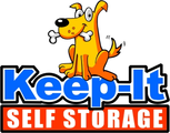 Keep-It Self Storage logo